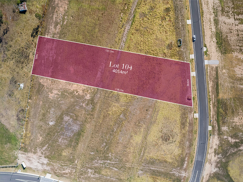 The Acres - Lot 104