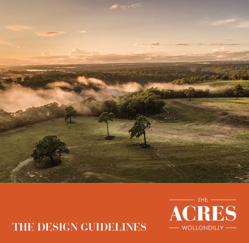 The Acres Design Guidelines